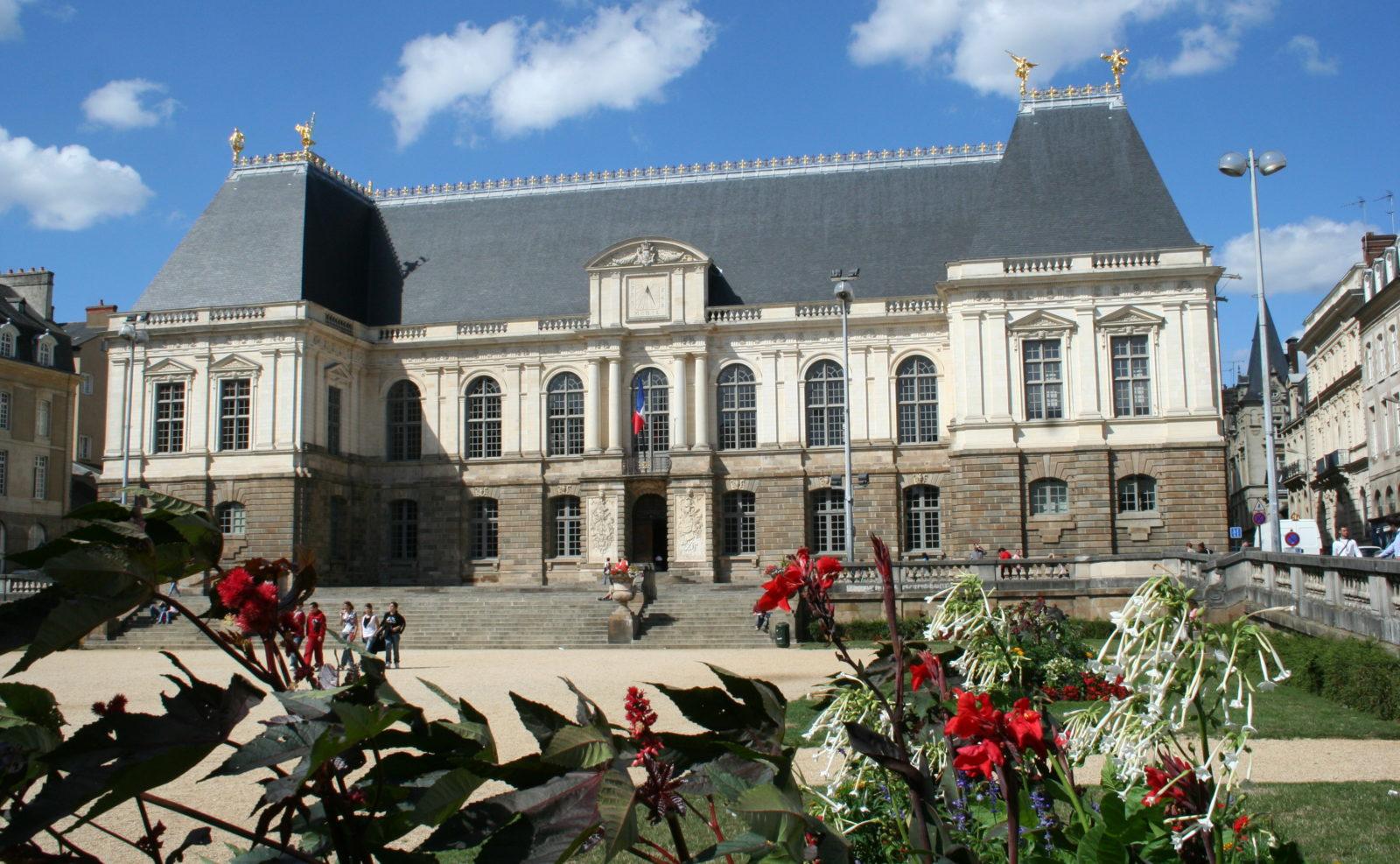 Parlement de Bretagne-Dominique-Toussaint